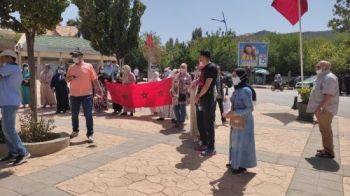 احتجاج بإفران على قرار منع الحفلات والأعراس