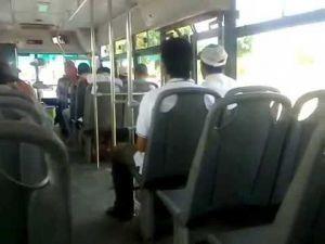 حافلات الموت : فيديو خطير يفضح شركة سيتي باص التي تستخف بحياة ركابها