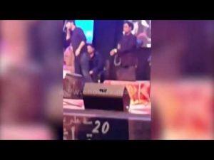 بالفيديو...لحظة احتجاج الفنان العالمي سامي يوسف على منظمي مهرجان مكناس