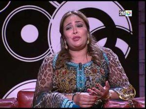 مؤثر : حنان ابراهيمي تبكي على بلاطو رشيد شو