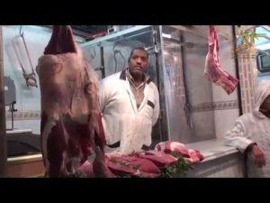 انخفاض أسعار اللحم بالرشيدية بسبب المنافسة وقلة الأمطار
