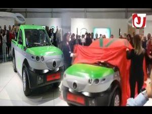 المغرب يصنع أول سيارة ''بيكاب'' كهربائية في العالم .. 100% مغربية