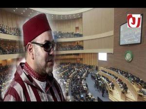 تقرير رائع للأولى حول عودة المغرب للاتحاد الافريقي بقوة وهذا ما قاله وزراء أفارقة عن القرار