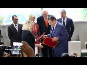 مكناس: المغرب يوقع 9 اتفاقيات فلاحية مع هولندا