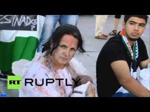 إسبانيا.. تصاعد الاحتجاجات بعد إحراق رضيع فلسطيني