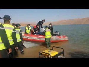  انتشال خمس جثث من مياه سد الحسن الداخل من ضحايا فاجعة الرشيدية 