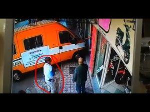 فيديو جد خطير...حافلة للنقل المدرسي تدهس سائقها وترسله إلى المستعجلات بالدارالبيضاء