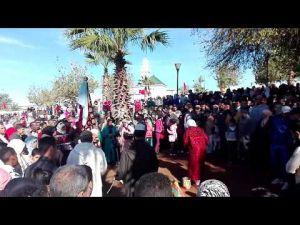 تقاليد جاهلية غريبة في المولد النبوي قرب الشيخ الكامل بمكناس