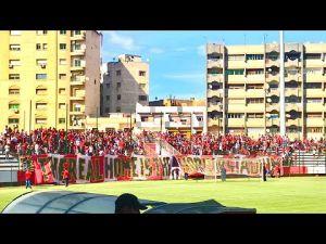 شاهد هدف فوز النادي المكناسي و فرحة رئيس الكوديم و الجمهور