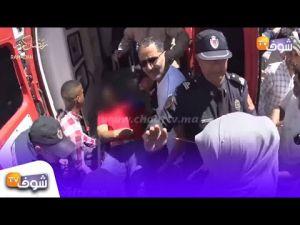 تفاصيل خطيرة حول محاولة قتل عوني سلطة وسط سوق شعبي بالبيضاء 