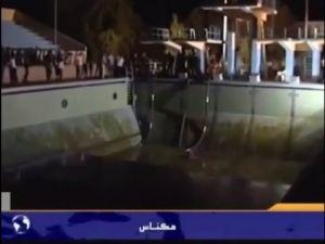 تقرير القناة الأولى حول فاجعة مسبح النادي المكناسي التي راح ضحيتها الشابين المهدي وأنس