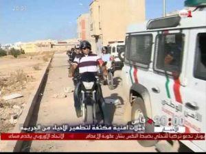 بالفيديو..حملات أمنية مكثفة بفاس لتطهير الأحياء من الجريمة