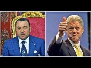 شاهد ماذا قال بيل كلينتون عن المغرب وعن الملك محمد السادس