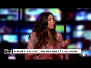جديد المهرجان الدولي للفنون الحضرية بمكناس على قناة ميدي1تيفي