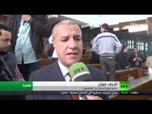حكم بالإعدام على محمد بديع بقضية رابعة