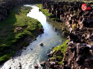 مشاهد من أجمل واد بالمغرب : واد كيكو بإقليم إفران