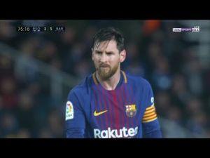 ملخص مباراه برشلونة وريال سوسيداد 4-2 - ميسي يفك العقدة