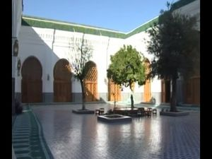 مسجد الزيتونة التاريخي بمكناس في حلة جديدة بعد إعادة فتحه