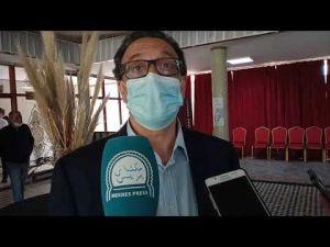 نائب رئيس جمعية الإسماعيلية الكبرى يتحدث عن الاتفاقية الموقعة مع الوفد الاسرائيلي بمكناس