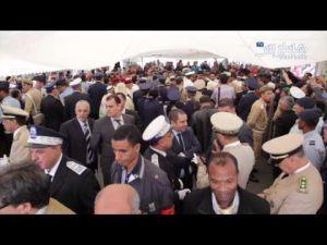 مشاهد مؤثرة من جنازة شهيد المملكة الطيار بحتي