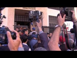 إعادة تمثيل جريمة قتل الصحافي المصور بوكالة المغرب العربي للانباء حسن السحيمي