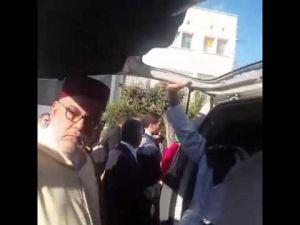 بالفيديو: جنازة والدة عبد الإله بنكيران