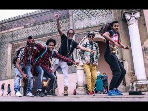 حلقة للرقص الحضري بساحة لهديم