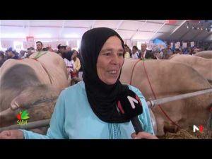 شاهد التدابير الأمنية المتطورة التي رافقت المعرض الدولي للفلاحة