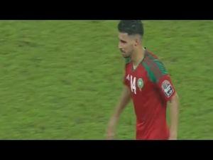 ردة فعل بوصوفة بعد هدف رشيد عليوي ما لم يلاحظه المغاربة التبوريشة