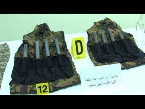 الخيام: أسلحة الخلية الإرهابية التي تم تفكيكها الجمعة تم إدخالها عبر الحدود المغربية الجزائرية