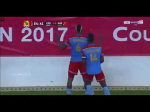 ملخص مباراة المنتخب المغربي ضد الكونغو