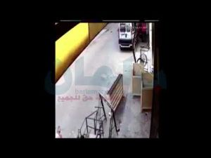 فيديو...لحظة انتحار شاب بحي سيدي بوزكري بمكناس