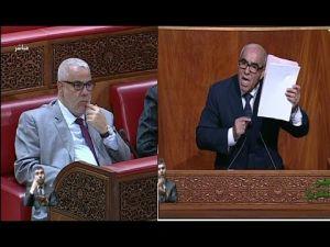 المستشار المكناسي عبد السلام اللبار يكشف حقائق خطيرة وسط ذهول بنكيران