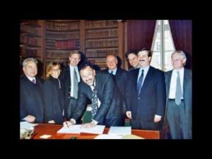 الشريط التعريفي بتاريخ هيئة المحامين بمكناس