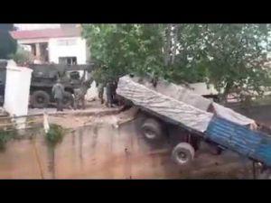 فيديو...حادث مأساوي بالحاجب