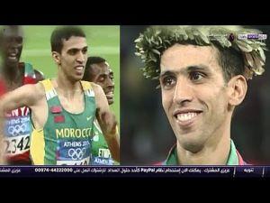 وثائقي عن أسطورة ألعاب القوى العالمية المغربي هشام الكروج