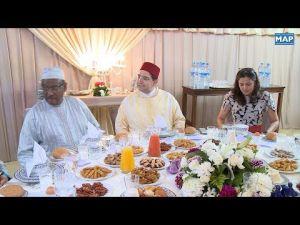 وزير الخارجية يقيم إفطارا فخما على شرف أعضاء السلك الدبلوماسي المعتمدين بالرباط