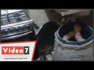 مصري يروي قصة قتله لزوجته وكيف قطع جثتها ووضعها فى برميل
