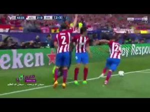ملخص مباراة ريال مدريد و اتليتكو مدريد (2-1)