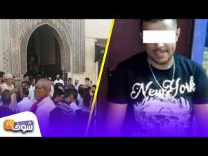 أول فيديو جد مؤثر من جنازة الشاب اللي قتلاتو صاحبت صاحبو بمكناس..زغاريد و دموع و صراخ