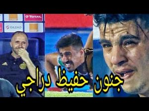 لقطات مؤثرة لاتنسى من مباراة الجزائر وكوت ديفوار