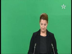 خطأ تقني يكشف كواليس تصوير نشرة أخبار قناة الأولى