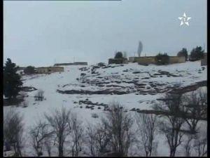 أراء ساكنة ميدلت بعد التساقطات الثلجية التي شهدتها المدينة