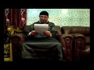 الشاب بلال المغربي ابن ويسلان يعلن توبته و يعتزل الغناء
