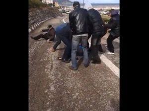 محاولة انتحار فاشلة في الجزائر