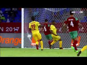 أهداف مباراة المغرب وتوجو 3-1