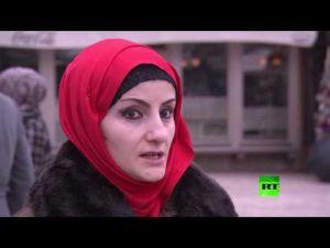 يوم الحجاب العالمي.. ( مشاهد من البوسنة والهرسك)