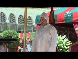 هؤلاء وشحهم الملك بوسام بمناسبة عيد العرش المجيد