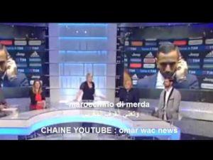 مهدي بن عطية يتعرض لعبارات عنصرية مباشرة على التليفزيون الإيطالي