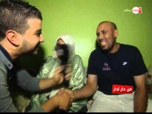 قافلة من دار لدار لقناة ميدي1 تحط الرحال بحي تواركة بمكناس